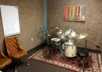 Studio A Drum Room