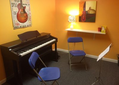 Studio B Orange Room