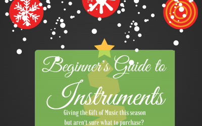 Beginner's Guide To Buying Instruments