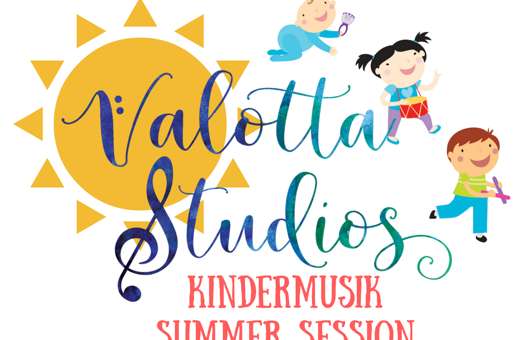 Bring the Whole Family to Kindermusik this Summer!