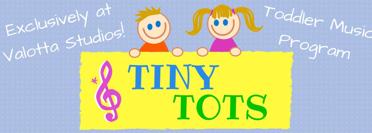 Tiny Tots slide