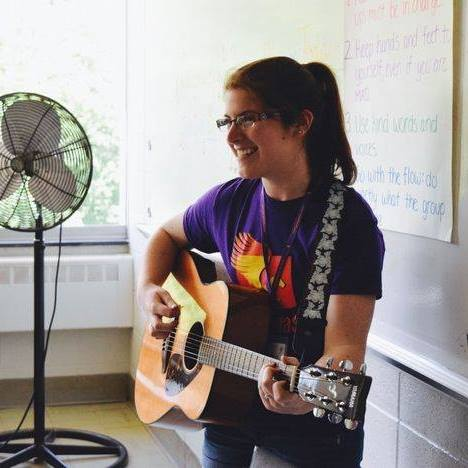 Miss Katy's Clinical Music Therapy Experience