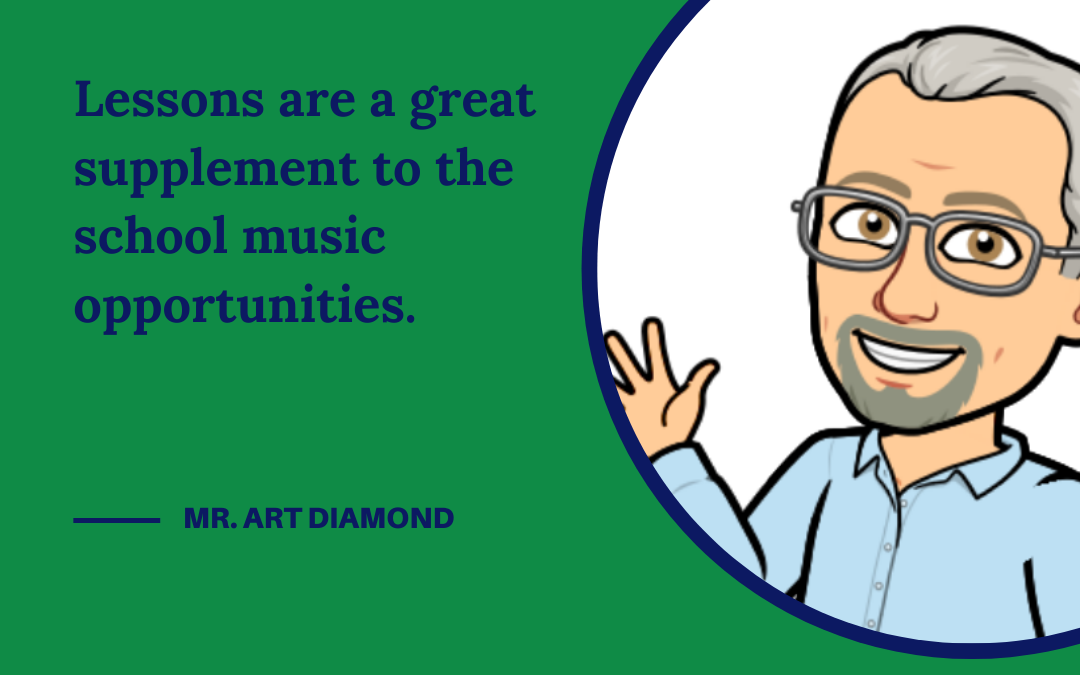 Art's Advice – 4 Benefits of Supplementing School Music with Private Lessons