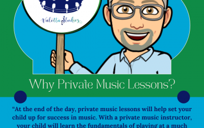 Art's Advice – Why Private Lessons?