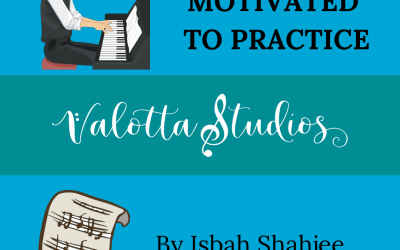 Student Spotlight – How to Motivate Yourself to Practice