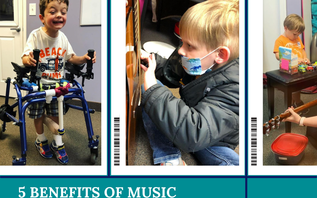7 Benefits of Music Therapy